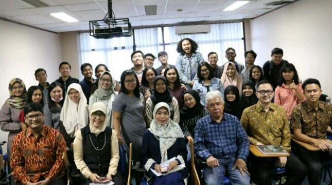President University menyelenggarakan kegiatan Guest Lecture Planting the Seed of Conservation