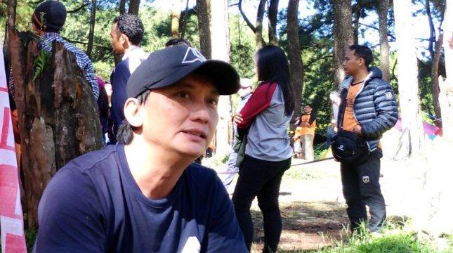Pendiri dan pemilik produsen peralatan outdoor Avtech, Yudhi Kurniawan. (Foto: IST)