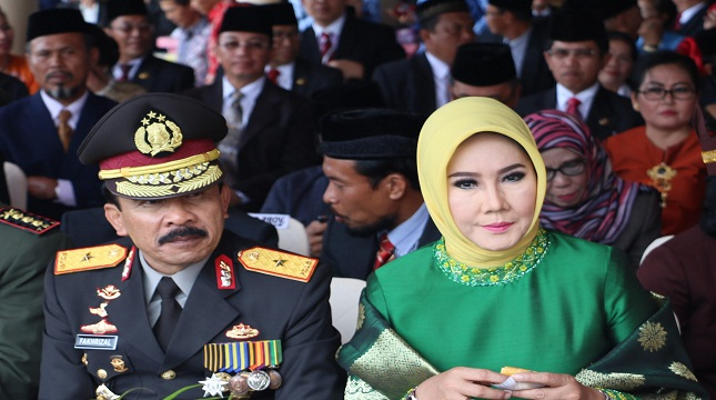 Irjen (Pol) Fakhrizal Kapolda Sumatera Barat
