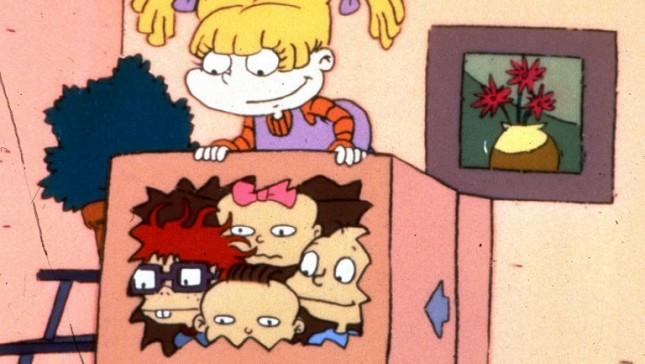 Serial Animasi 'Rugrats' (Foto : The Hollywood Reporter)