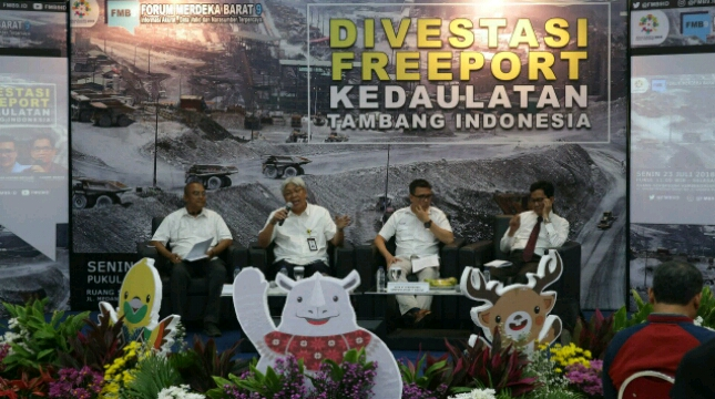 FGD Forum Merdeka Barat