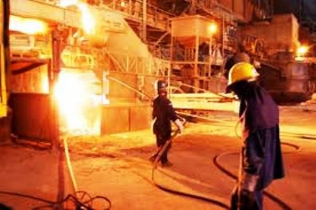 Pabrik Baja (Foto Dok Industry.co.id)