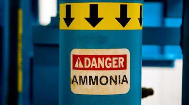Ilustrasi amoniak. (Foto: IST)