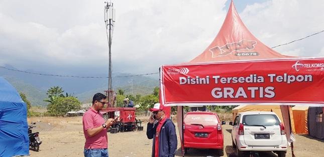 PT Telkomsel (Foto Rizki Meirino)