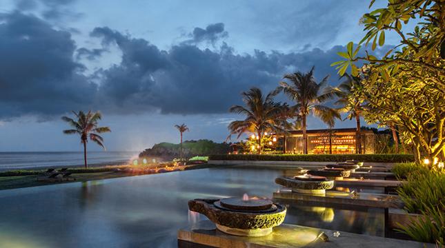 Soori Main pool , Bali