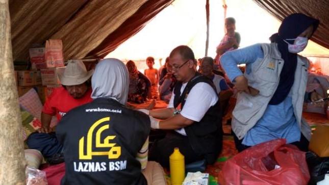 Peduli Gempa, Mandiri Syariah Salurkan Bantuan dan Tetap Buka Cabang (Foto Dok Industry.co.id)