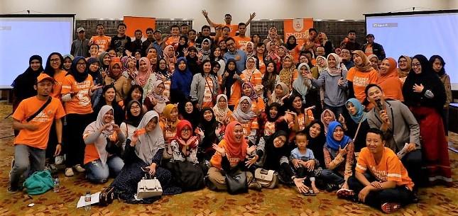 Kampus Shopee Edukasi Pengusaha Yogyakarta (Foto Dok Industry.coid)