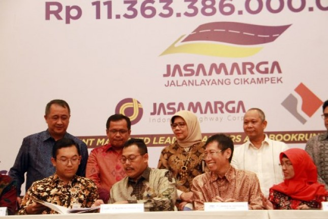Bank Mandiri Kucurkan Rp2,106 Triliun untuk Bangun Tol Jakarta-Cikampek Elevated
