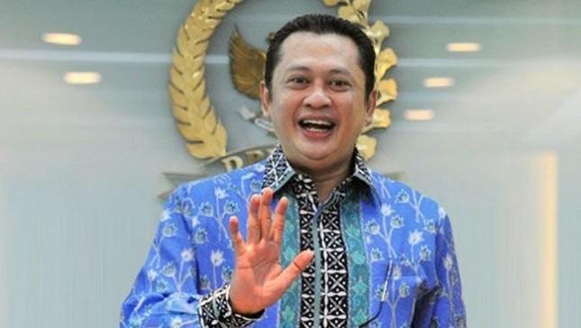 Bambang Soesatyo Ketua DPR RI