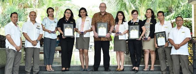 Swiss-Belhotel International Raih Tiga Penghargaan Bergengsi (Foto Dok Industry.co.id)