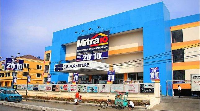 Gerai Mitra 10. (Foto: Panoramio)