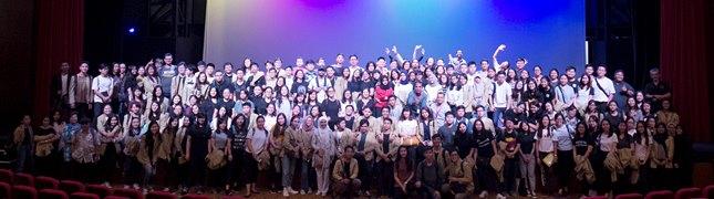Mahasiswa Universitas Parahyangan Berkunjung ke Ciputra Artpreneur (Foto Dok Industry.co.id)
