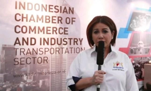 Wakil Ketua Umum Kadin Bidang Perhubungan Carmelita Hartoto (Foto: Dok. Kadin Indonesia)