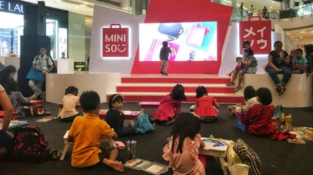 Miniso Fans Festival