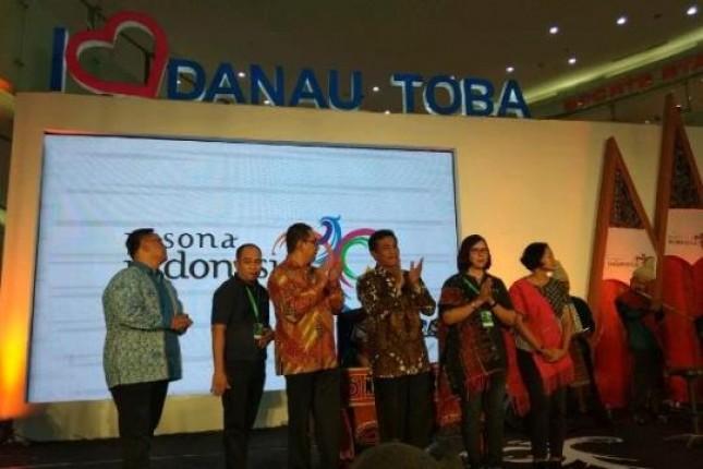 Dongkrak Kunjungan Wisnus, Misi Penjualan Destinasi Prioritas Danau Toba Guncang Surabaya