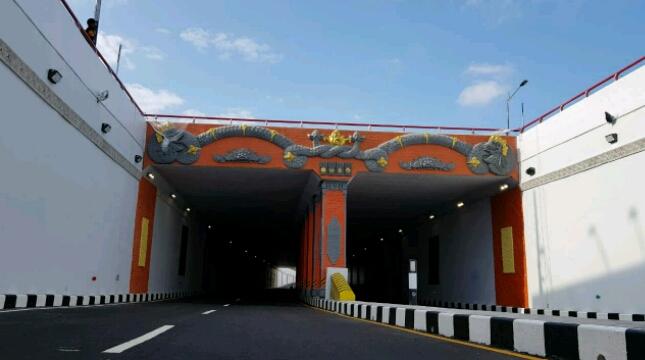 Underpass Simpang Tugu Ngurah Rai