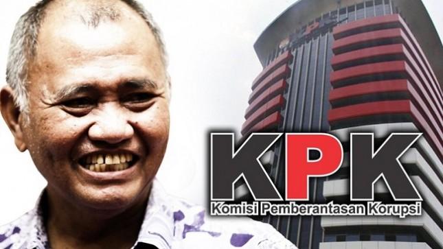 Ketua KPK, Agus Rahardjo