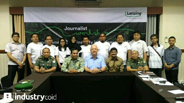 South Pasific Viscose Gelar Journalist Workshop