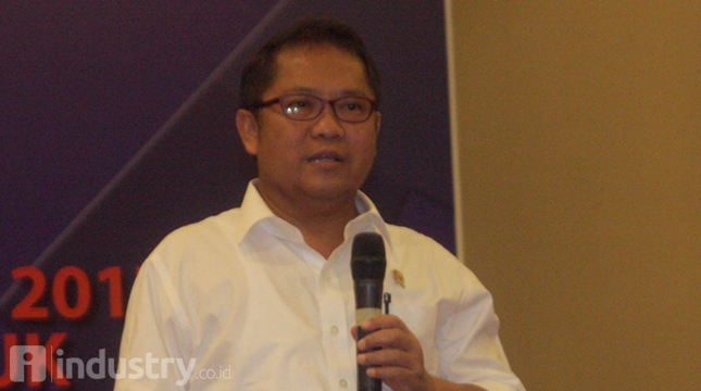 Menteri Komunikasi dan Informatika Republik Indonesia (Menkominfo) Rudiantara (Hariyanto/ INDUSTRY.co.id)