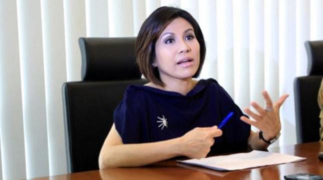 Carmelita Hartoto, Wakil Ketua Kadin Bidang Perhubungan (Foto:jitunews)