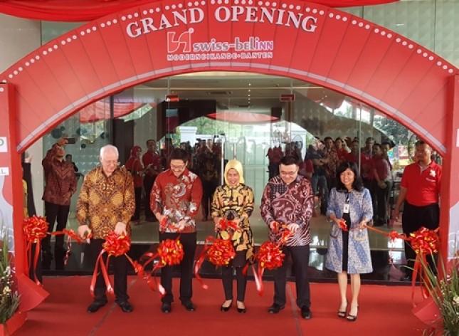 Swiss-Belhotel International Cikande Banten (Foto Dok Industry.co.id)