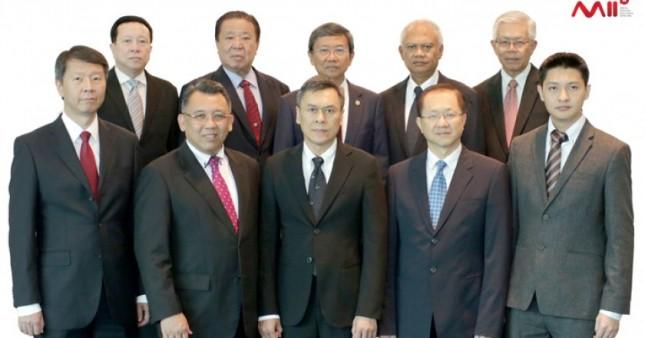 Jajaran Direksi dan Komisaris PT Jababeka Tbk