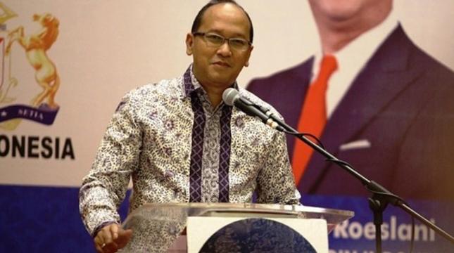Ketua Umum Kamar Dagang dan Industri Indonesia (Kadin) Rosan Perkasa Roeslani (Foto: Ist)