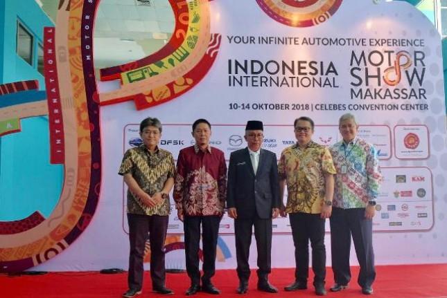 IIMS Makassar hadir pada tanggal 10 14 Oktober 2018 di Celebes Convention Center