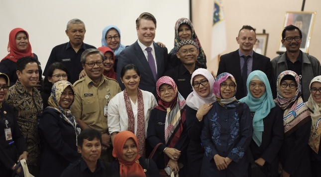 Australian Council for Educational Research (ACER) Indonesia (Foto Dok Industry.co.id)