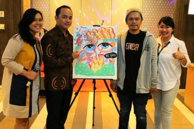 The 101 Jakarta Sedayu Darmawangsa Gelar OCTOBART, Spesial Event Keanekaragaman Seni