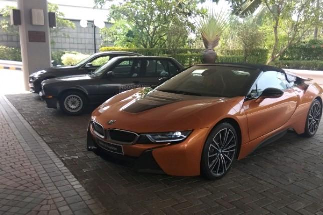 BMW Indonesia Dukung Bimmerfest 2018 di Semarang (Foto: Ridwan/Industry.co.id)