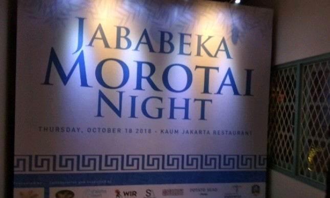 Jababeka Morotai Night (Foto: Ridwan/Industry.co.id)
