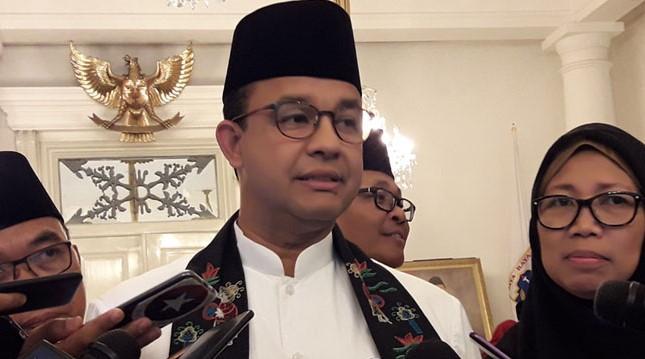 Gubernur DKI Jakarta Anies Baswedan mendukung Jakarta Melayu Festival 2018