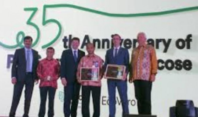 Tingkatkan Produksi PT. South Pacific Viscose Meresmikan Lenzing Center of Excellence (Foto Dok WE)