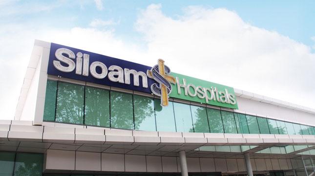 Rumah Sakit Siloam(Foto:okezone)