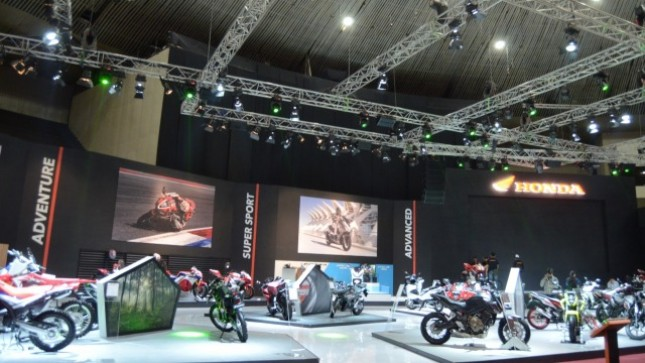 IMOS 2018 Wujud Ekesistensi Dunia Motor dan Perkembangan Teknologi