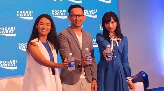 Pocari Sweat Gelar Sweat Dance Cover Competition