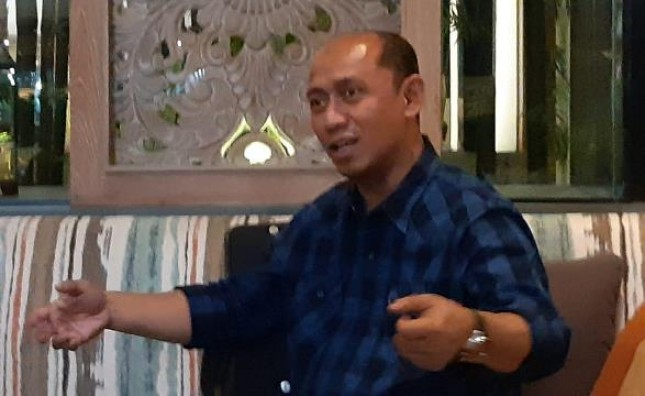 Dirut PT MNA, Capt. Asep Ekanugraha (Foto Dok Industry.co.id)
