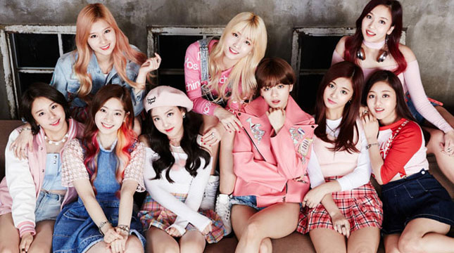 Personel Girl Band Korea (K-Pop), TWICE (Foto:.kpopmap)