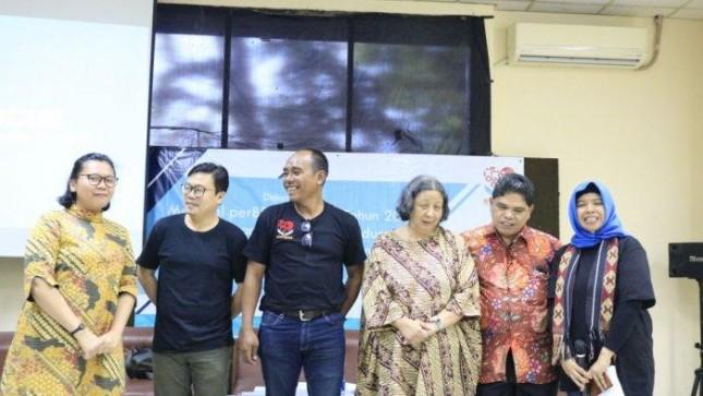 Koalisi Perlindungan Masyarakat (KOPMAS) bersama Lembaga Bantuan Hukum (LBH) Jakarta menyelenggarakan diskusi publik Menyoal PerBPOM No 31 Tahun 2018 Kemajuan ataukah Kemunduran Polemik Susu Kental Manis? pada Jumat (16/11) di gedung LBH Jakarta