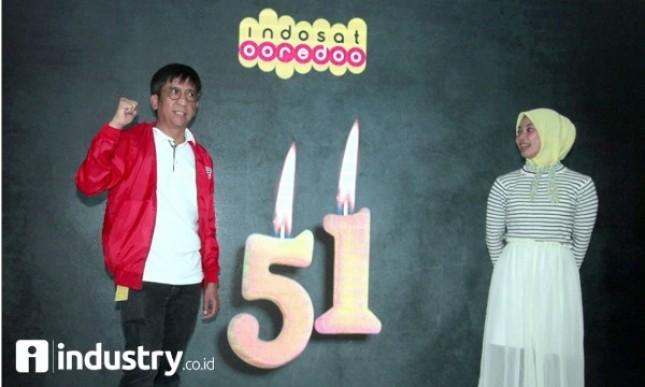 Indosat Ooredoo akan Fokus di Video Streaming (Foto Rizki Meirino)