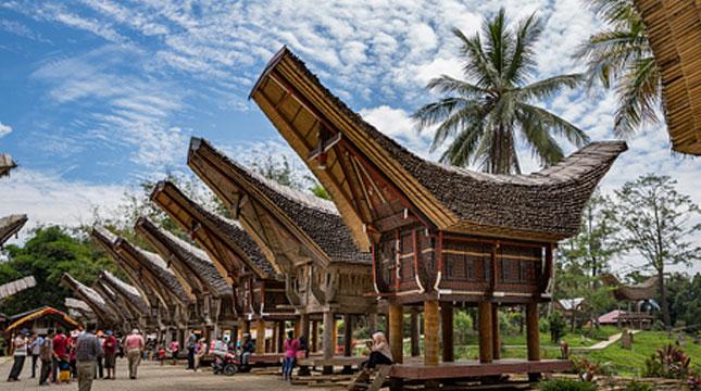 Ilustrasi Wisatawan Mancanegara di Sulawesi (Izzet Keribar/Getty Images)