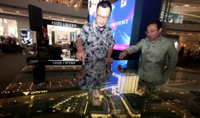 Zaldy Wihardja, Assistant Vice President, Residential Marketing Optimis Properti tetap tumbuh
