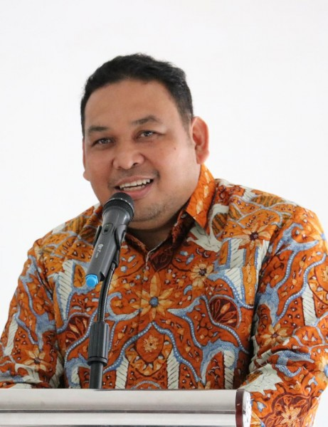 Direktur Alsintan Kementan Andi Nur Alam Syah