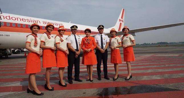 Garuda Indonesia Vintage Flight Experience (Foto Dok Industry.co.id)