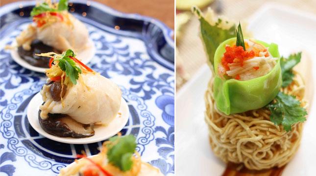 Makanan Khas Tahun Baru Cina, Imlek