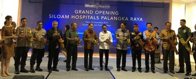 RS Siloam Palangka Raya (Foto Industry.coid)