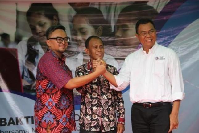 BAKTI Optimistis Palapa Ring Timur Sesuai Target (Dok Industry.co.id)
