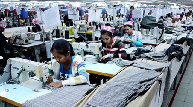 Produksi tekstil (vov5)