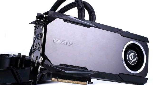 iGame GeForce RTX 2070 Neptune OCWatercooled